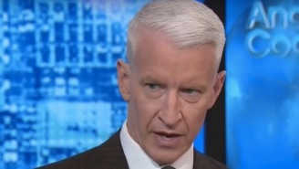 Anderson Cooper Is Having None Of Newt Gingrich's Ridiculousness With Megyn Kelly