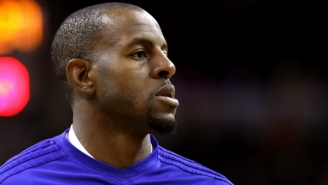 Golden State's Andre Iguodala Offered Up An Illuminating Analogy About Police Violence