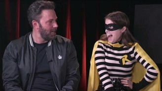 Forget Squirrel Girl, Anna Kendrick Wants To Be The Robin To Ben Affleck's Batman