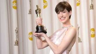 Anne Hathaway Wasn't As Happy As You Thought After Her Oscar Win