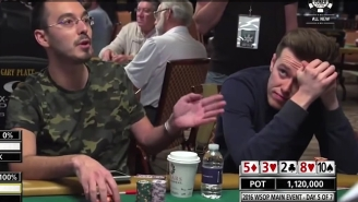 That Abusive Poker Player Everyone Hates Won A Hand By Being Really Annoying