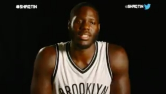 Anthony Bennett Hilariously Tells Nets Fans 'Don't Watch Us Play This Season'