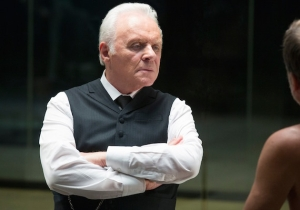 Just Because Anthony Hopkins Is On 'Westworld' Doesn't Mean He's Going To Watch It