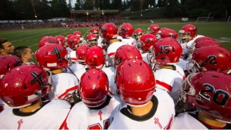 This High School Football Team Is So Big That Other Teams Are Forfeiting Before They Even Play