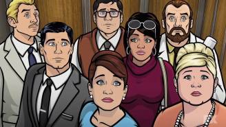 'Archer' is coming to an end (Phrasing!)