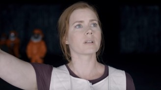 The Final 'Arrival' Trailer Sees Aliens Greet Amy Adams