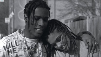 A$AP Rocky's 'Money Man' Short Film Is A Journey To The Depths Of Hell Set To Music