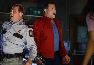 'Ash Vs Evil Dead' Asks What Ash's Life Would Have Been Without 'Evil Dead'