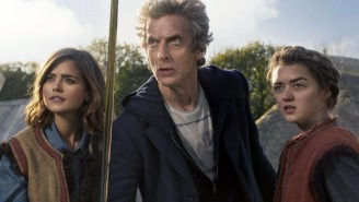 'Some things are best left in the imagination' says Jenna Coleman on 'Doctor Who' spinoff