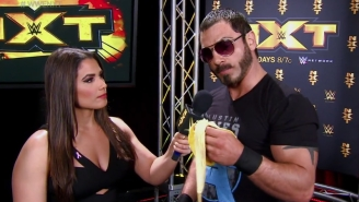 Austin Aries Clarified He Isn't Taking Time Off From WWE