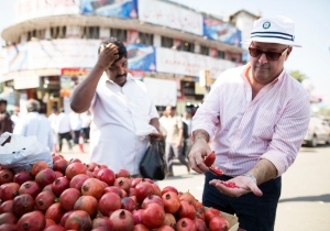 Andrew Zimmern On His Political Dreams, How Travel Fights Terrorism, And The Death Of Food Trends
