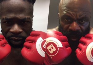 The Pro Debut Of Kimbo Slice's Son 'Baby Slice' Has Been Delayed Once Again