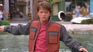 Marty McFly's Self-Lacing Shoes From 'Back To The Future: Part II' Can Finally Be Yours