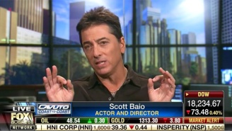 Here's Scott Baio Debating Neil Cavuto Over Trump's Taxes, Because Of Course