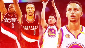 The NBA's Best Backcourts, Ranked