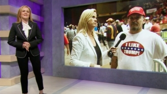 Samantha Bee Meets The Odd Souls Who Want To Fight Corruption As Trump's Poll Watchers