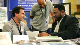 Jerome Bettis Gives Us Behind-The-Scenes Story Of His Unforgettable 'The Office' Cameo