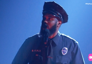 Big K.R.I.T. Addresses Police Brutality With A Mesmerizing Spoken Word Performance