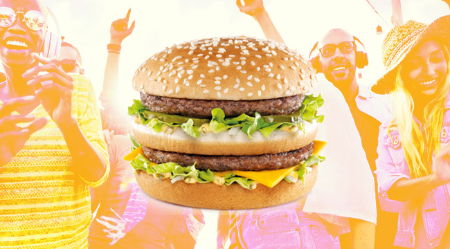 Millennials Aren't Eating Big Macs, So I Tried One For The First Time