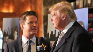 Billy Bush Deletes His Twitter Account After The Internet Pounces On His 'Locker Room' Talk With Trump