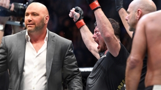 Dana White Had Some Interesting Thoughts On The Scoring Of The Henderson/Bisping Fight