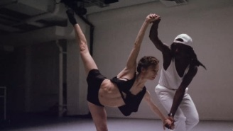 Blood Orange's 'I Know' Video Proves That Even Practice Can Be Pretty