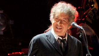 Bob Dylan's Streaming Numbers Are Through The Roof After His Nobel Prize Win