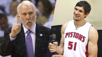 Gregg Popovich Told Boban Marjanovic To 'Get Your Ass Out Of Here' And Make More Money