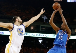 Andrew Bogut Thinks The Warriors Knew They Were Getting Kevin Durant All Along