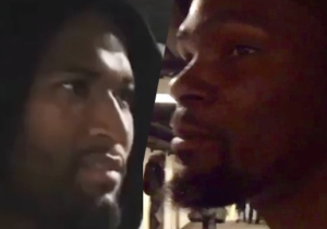 The Real Reason DeMarcus Cousins Looked So Bewildered After Playing Kevin Durant And The Warriors