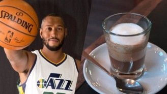 The Utah Jazz Are All A Bunch Of Caffeine Fiends Now Thanks To Boris Diaw