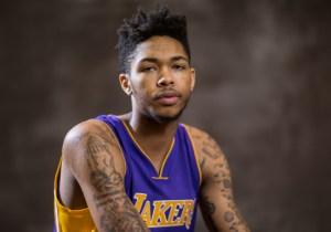 Brandon Ingram Took Kobe Bryant's Lakers Locker Because 'It's A Message'