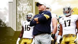 Notre Dame's Identity Crisis Is Leading To A Long Season For Irish Fans