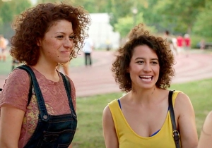 Abbi From 'Broad City' Thought Ilana Was Maeby From 'Arrested Development' When They First Met