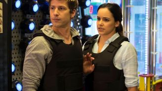 Review: The 'Brooklyn Nine-Nine' squad reunites as 'Coral Palms' trilogy ends