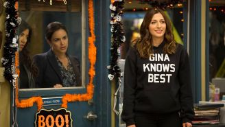 Review: 'Brooklyn Nine-Nine' stages a more complicated 'Halloween IV' caper