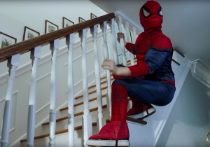 This Campbell's Soup Spider-Man commercial sends a simple message everyone should hear