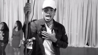 Chance The Rapper's iPhone-Filmed 'How Great' Video With Jay Electronica Is Worthy Of Praise