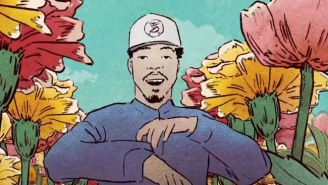 Chance The Rapper Gets Animated In Supa Bwe's 'Fool Wit' It Freestyle' Video