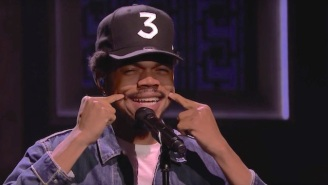 Watch Chance The Rapper And A Gospel Choir Take Over 'The Tonight Show' For 'Blessings (Reprise)'