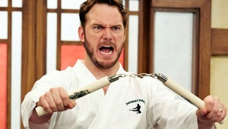 Chris Pratt's 'Cowboy Ninja Viking' Is Really Getting Made