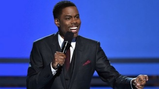 Chris Rock Is Making His Return To Stand-Up Comedy With A Record-Breaking Netflix Deal