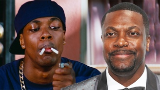 Chris Tucker Knocks Us The F*ck Out With A 'Last Friday' Update