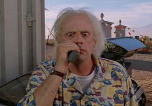 This is heavy: '12 Monkeys' gains 'Back to the Future's' Christopher Lloyd