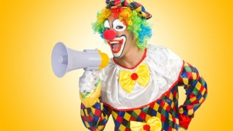 Adult Film Searches For Clowns Are Up Thanks To The Creepy Clown Phenomenon