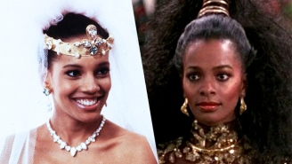 Lisa McDowell And Princess Imani From 'Coming To America' Haven't Aged One Bit