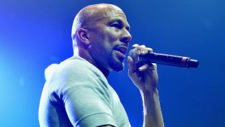 Common Plays It Cool With His New Track 'Red Wine' Featuring Syd From The Internet