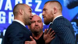 Eddie Alvarez Thinks Conor McGregor 'Only Has 8 Minutes Of Fight In Him'
