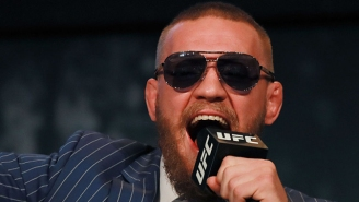 Conor McGregor Eloquently Says He Wants To See The Kardashians' 'Big Fat Asses' In Real Life