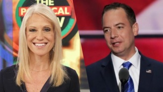 RNC Chair Priebus Advises Staffers To Do 'What's Best' For Them As Kellyanne Conway Sends Mixed Signals